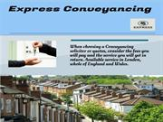 Conveyancing Solicitors London