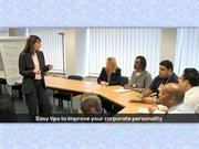 Easy tips to improve your corporate personality by ICBI