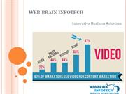 Incorporating Video in Online Marketing Mix