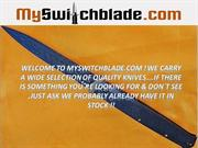Custom Spring Assisted Knives at myswitchblade