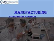Experience Medical device manufacturer