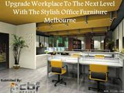 Upgrade Workplace To The Next Level With The Stylish Office Furniture