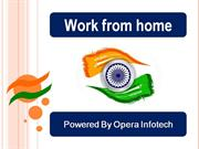 www.homejob999.com weebly blogspot wordpress opera infotech