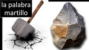 la palabra Martillo