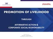 Fiinovation -CII AA & Livelihood