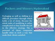 Packers and Movers Hyderabad at Movers5th.in