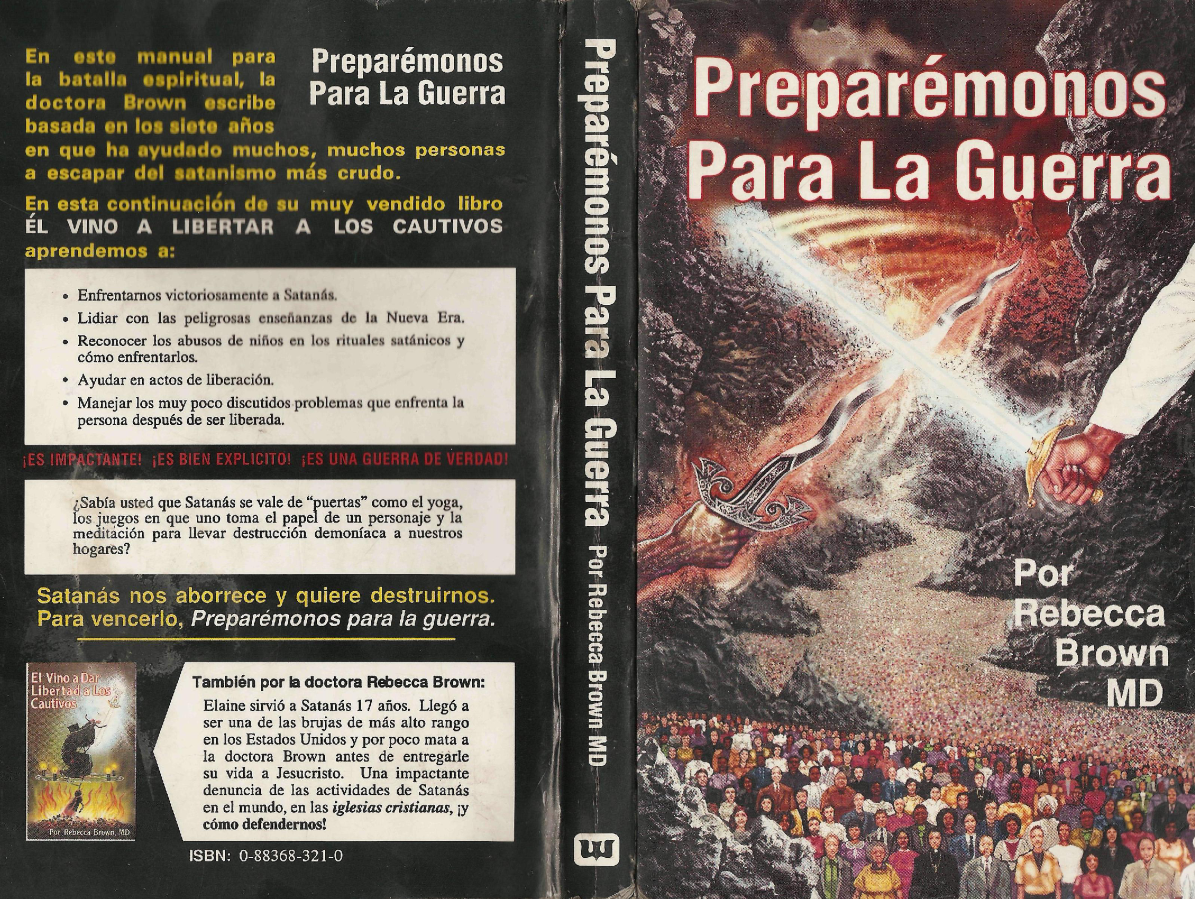 Rebecca Brown - Preparémonos Para la Guerra |authorSTREAM