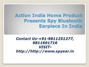 Spy Earpiece With ipod Mp3 Player In Delhi