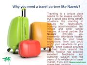 Naswiz Holidays Complaints/Reviews - Why you need a travel partner