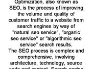 SEO Service and Internet Marketing By th