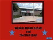 Watkins Middle School and the STaR Chart