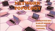 Network Topology 3D