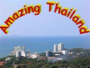 Thailand Pattaya Park Tower & the Million Years Stone Park