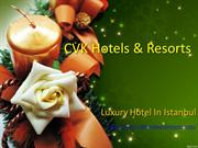 Hotel Services in Istanbul - Istanbul Spa Otelleri
