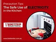 Safety Tips By Certified Electrician in Sydney - Read Now!