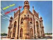 Royal Palaces of Golden Triangle Tour
