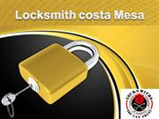 Locksmith costa Mesa