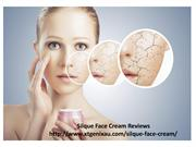Face Care - Basic Care to Look Your Best with Silque Face Cream