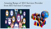 SEO Services Company Offered Quality SEO Services Provider