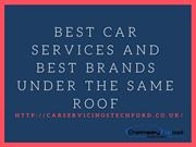 Best Car Tyres Stechford