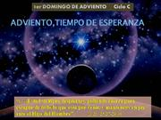 1er Domingo Adviento-Ciclo C