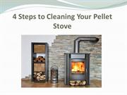 4 Steps to Cleaning Your Pellet Stove