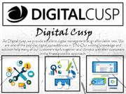 Digital Marketing by Digital Cusp