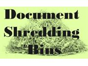 Don't Take Risks with your Document Destruction
