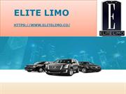 Elite Limo - luxurious limo rental service