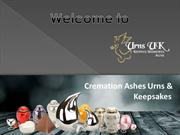 Cremation Ashes Urns and Keepsakes on Urns UK