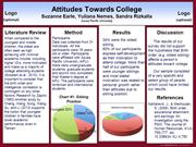 Attitudes towards College - Earle, Nemes, Rizkalla