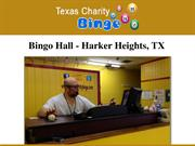 Bingo Hall - Harker Heights, TX