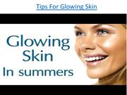 Tips For Glowing Skin,Tips For Healthy Skin