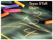 Texas STaR Chart McCullough