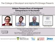 Perspectives of Immigrant Entrepreneurs in Rochester, N.Y.