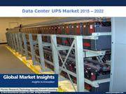 Data-Center-UPS-Market:Global Market Insights, Inc.