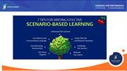 7 Tips for Writing Effective Scenario-Based Learning
