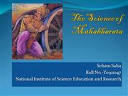 The Science of Mahabharata