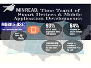 Time Travel of Mobile Application Developments