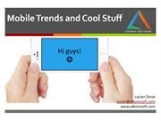 Mobile Trends 2016