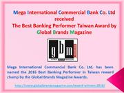 1. Mega International Commercial Bank Co