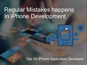 Tips for iPhone Application Developer
