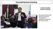 Workshop Coachee, Workshop Coaching, Workshop Grounded 085.646.732.123