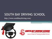 South Bay Driving School Stick Shift Lessons