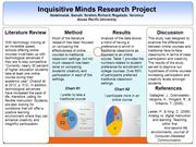 Inquisitive Minds Research Project
