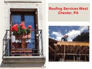 Roofing Services West Chester, PA