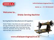 Kamal Traders - Sewing Machine Manufacturers & Suppliers