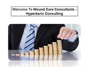 Hyperbaric Consulting: HBO Consulting Services