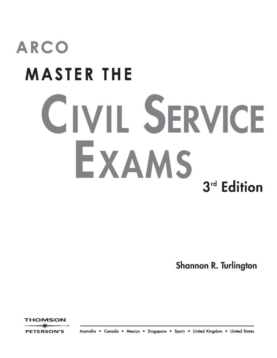 Master The Civil Service Exams Authorstream Voucher Map Rp 700000 Related Presentations