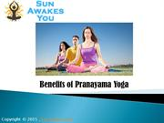 benefits of pranayama yoga